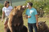 美母子养熊14头 不是亲人胜似亲人