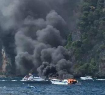 泰国快艇爆炸事故引旅游安全担忧