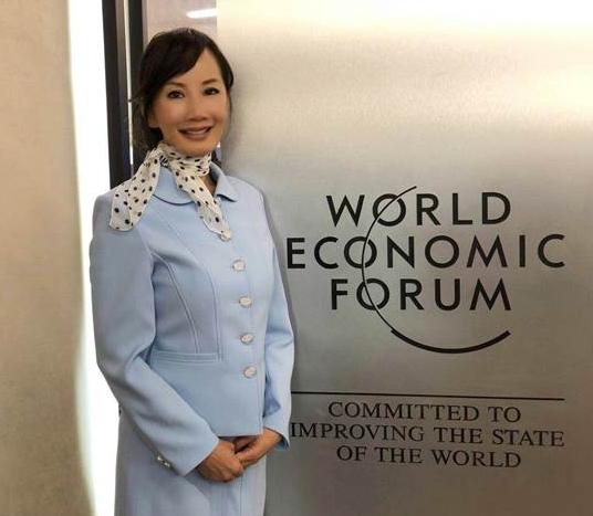 携程孙洁亮相达沃斯 为全球旅游安全带来中国方案