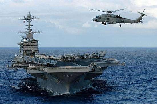 """美国国防战略重回""""大国竞争"""" 遏制中国崛起"""