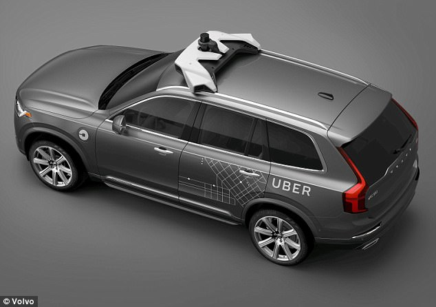 优步CEO:自驾车会在不久之后与与乘客见面