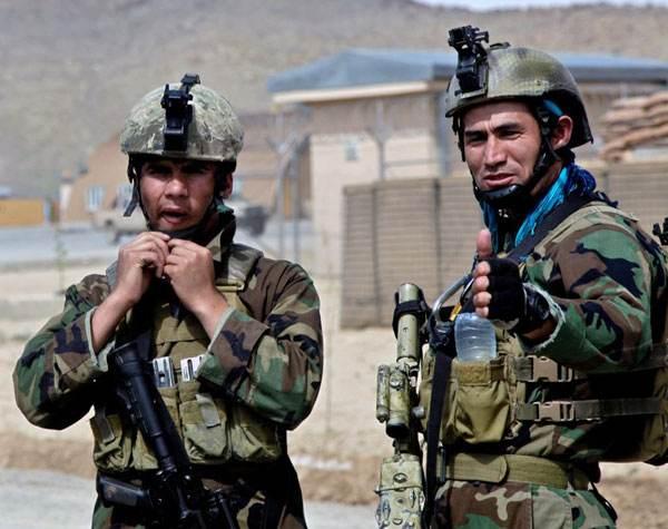 """国防部否认中国在""""阿富汗建立军事基地"""""""