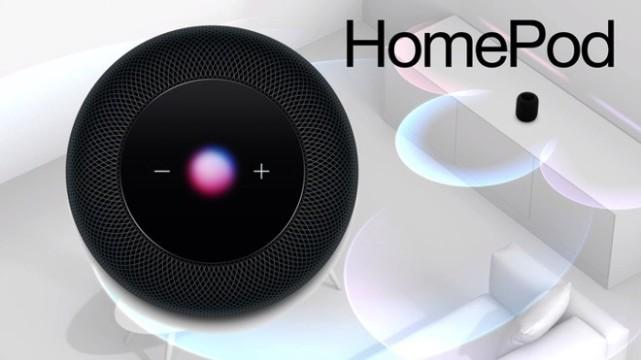 关于苹果HomePod智能音箱 你需要知道的都在这