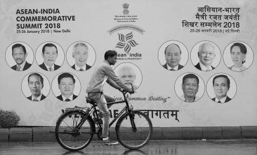 印度破格招待东盟十国首脑