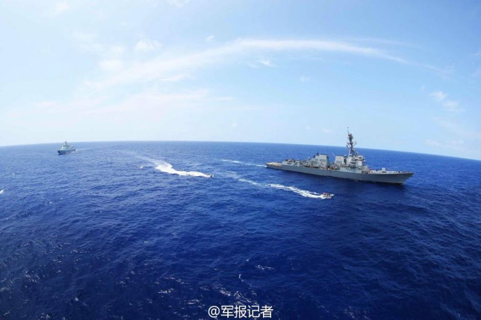 中国参加2018环太军演值得期待 或将有新突破