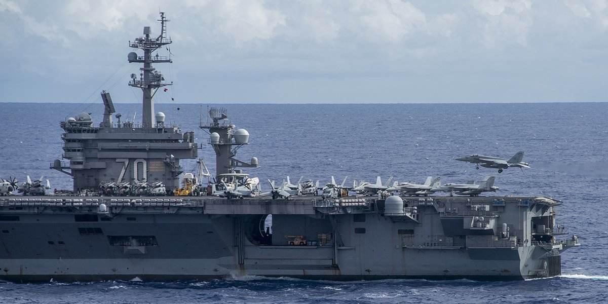 43年后美军航母将首访越南 英媒:可能激怒中国