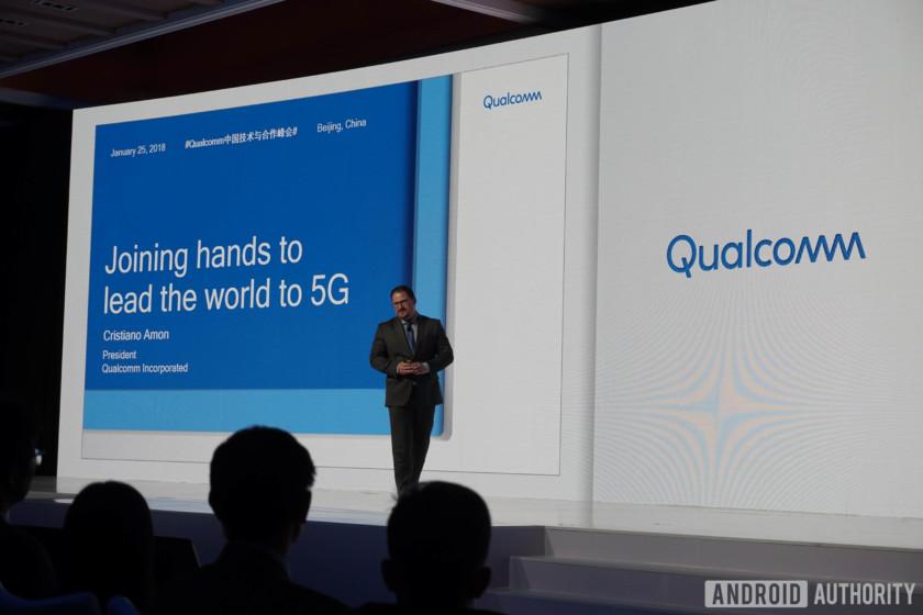 """高通在北京启动""""5G领航""""计划:明年推5G手机"""
