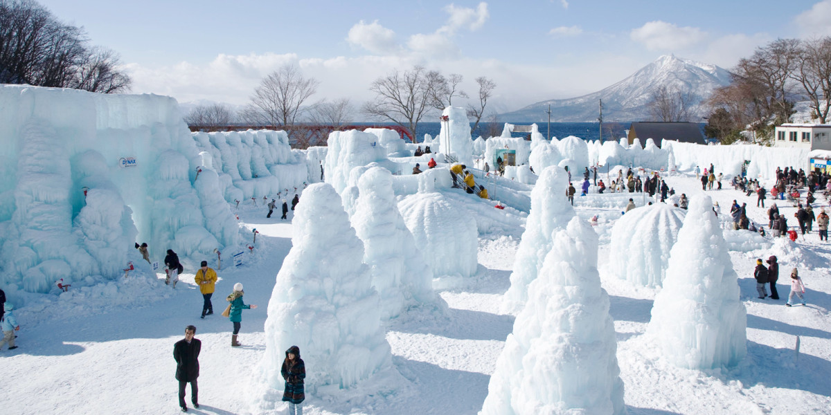 方便!日本札幌冰雪节购物可刷支付宝和微信啦