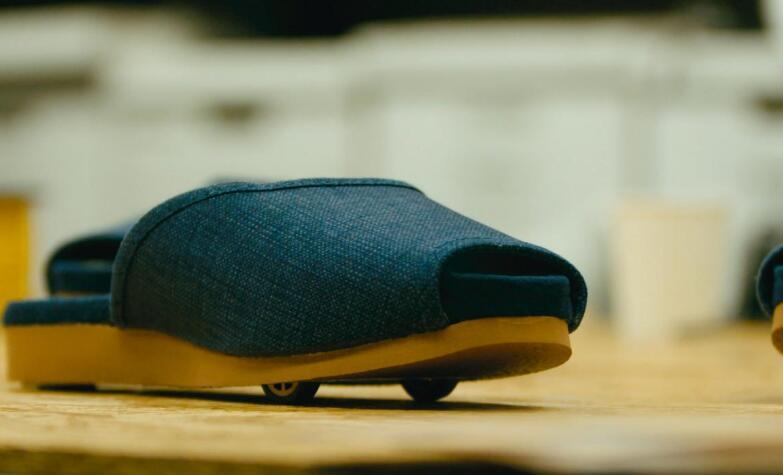 """日产研发""""自动停车""""拖鞋:或运用于日本旅馆"""