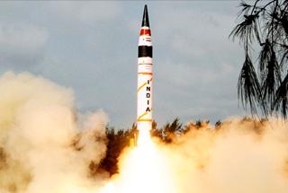 俄专家:印度烈火5对华威胁有限 中国优势太大