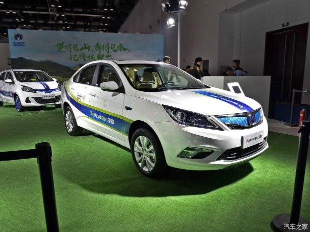 长安汽车 逸动新能源 2018款 EV300 尊享型