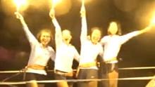 四名中国女生一条船 34天横渡大西洋