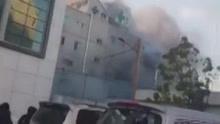 韩国密阳一医院发生火灾 致33死40余伤