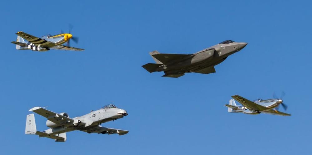 美F35战机再次延误 这款老战机不得不再战10年