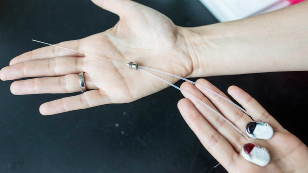 MiNDS超细针头能将药物输送到超小大脑部位