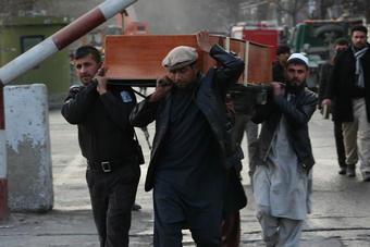 阿富汗发生汽车炸弹袭击95死163伤