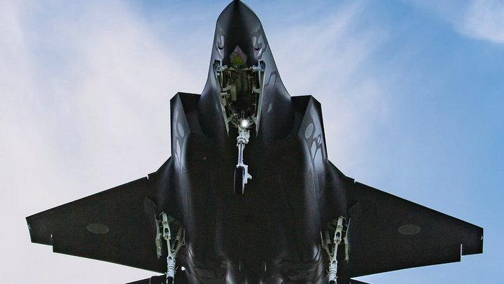 日本抓紧部署F35战机 歼20也要抓紧了