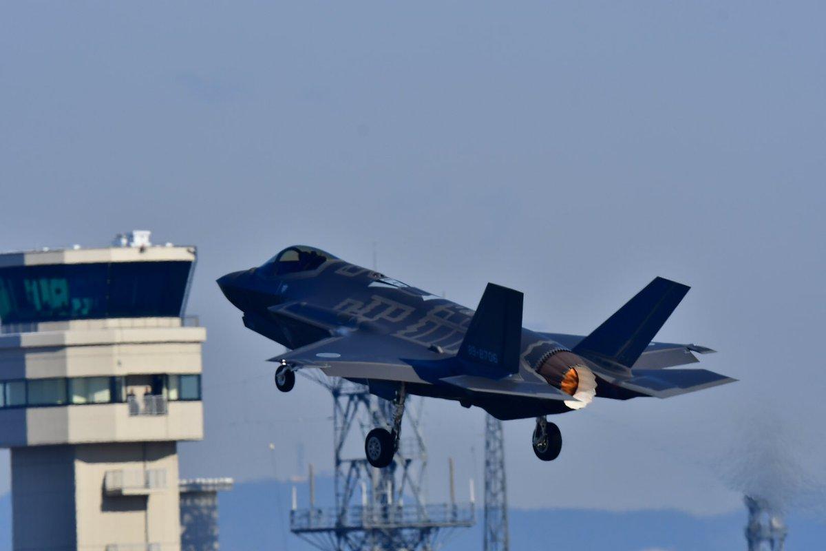冲着歼20?日本这一基地将部署超80架F35战机