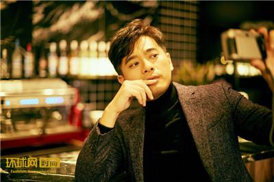 时尚小叔陈龙写真曝光  拥有暖眸的佛系演员
