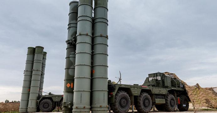 中国之后又一中东国家欲引进S400防空导弹