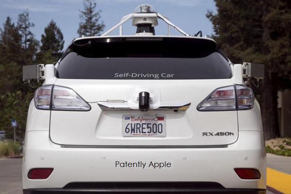 添丁增口 苹果加州无人驾驶测试车队增至27辆