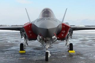 日本正式部署F-35 系亚洲第三个装备隐身机国家