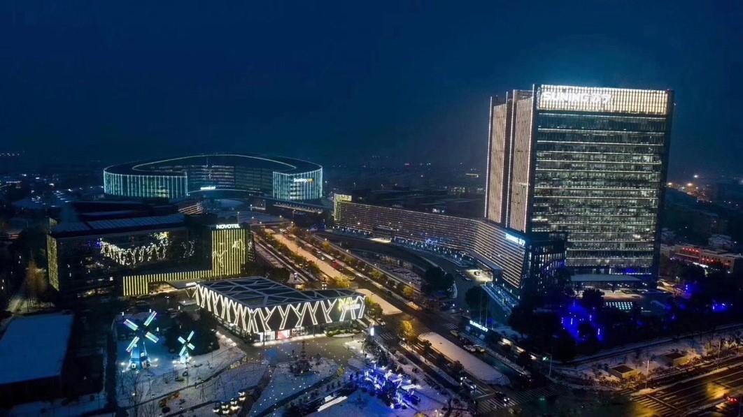 """苏宁成立四大核心业务模块 """"多核驱动""""发力智慧零售"""