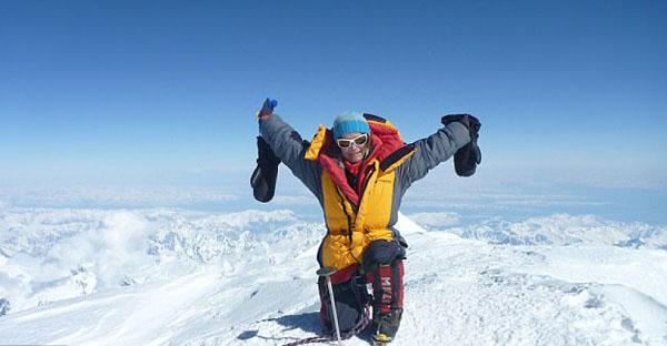 强!澳49岁母亲成功征服七大洲最高峰及火山