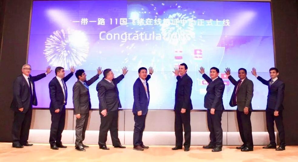 手机搞定签证 飞猪在线签证中心新上线11个国家
