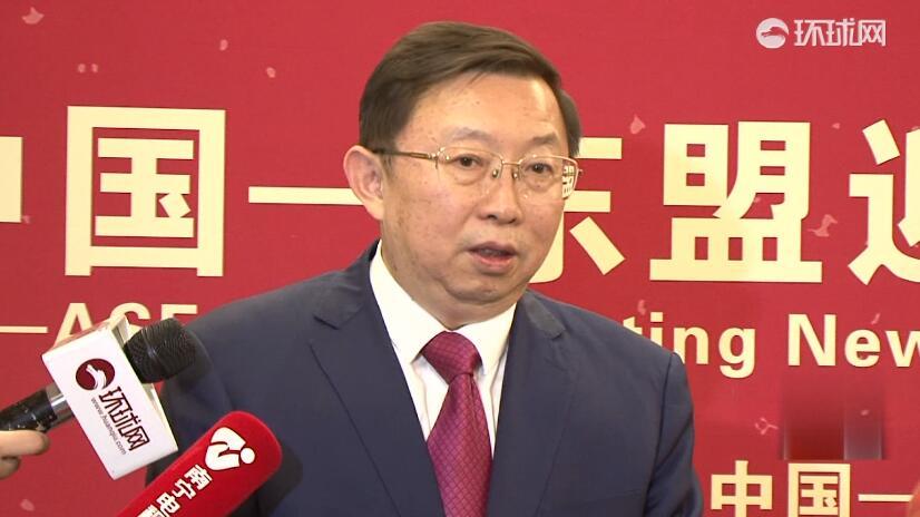 """许宁宁:中国—东盟 """"双子星""""将继续闪耀"""