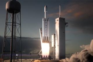 世界最强火箭即将首飞 比中国长征五号推力更大