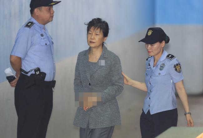 听说释放后律师要请吃鱼朴槿惠叹气:会有那天吗?
