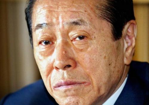 英媒:日本亲中派去世 曾为钓鱼岛斥日本人
