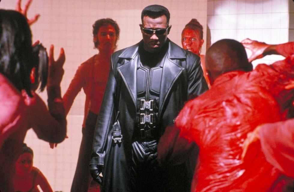 """令人恐惧的AI""""吸血鬼""""时代 人类需要刀锋战士"""