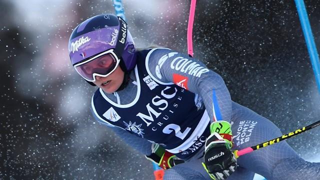 高山滑雪世界杯沃利摘赛季首冠 弗兹获滑降冠军