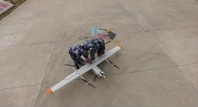 俄媒:中国快递公司无人机首次服务解放军