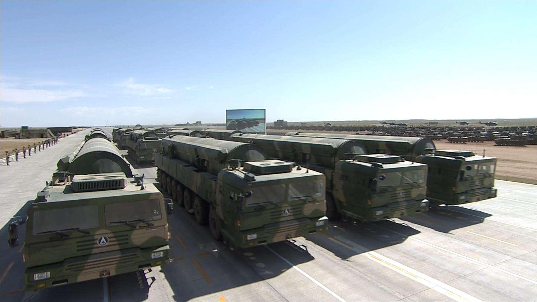 支撑大国地位!中国必须增强可靠的核威慑能力