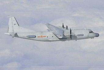 还是御用摄影师靠谱:让韩紧张中国军机曝光