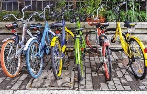 中消协:共享单车退押金难居2017年投诉热点榜首