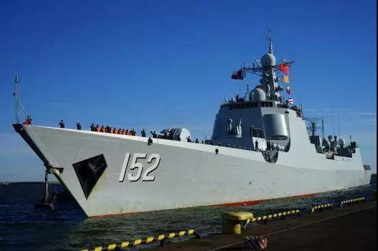 台媒披露:解放军驱逐舰救人时台军机也在场