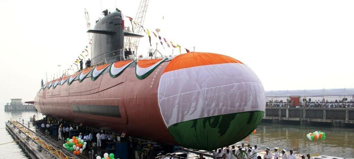 印媒:印潜艇项目再度延迟 凸显印度制造困境