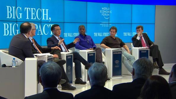 百度总裁张亚勤:AI将创造新的工作机会
