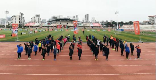 北京市校园足球冬训营奔赴厦门开练