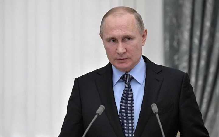 普京:只有叙利亚人民才可以决定该国未来