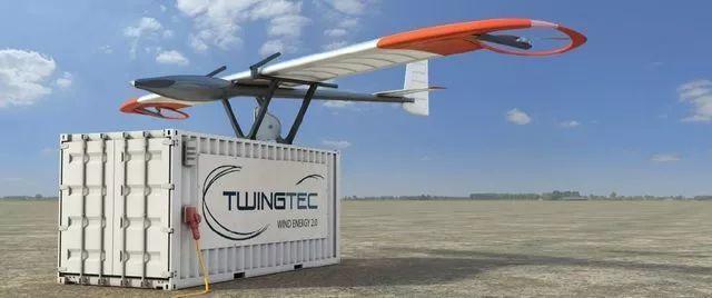 高科技风力发电无人机 只须四百万台即可解决全世界能源问题