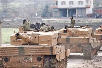 土军豹2坦克险被打爆 为何对手用的是俄制导弹?