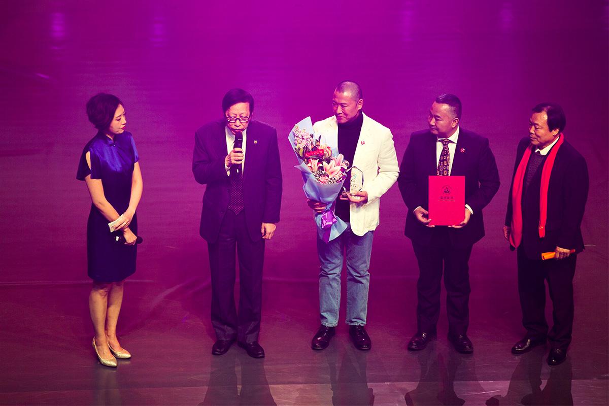 2018全国社区文化展演录制 红毯秀上演社区明星最强阵容