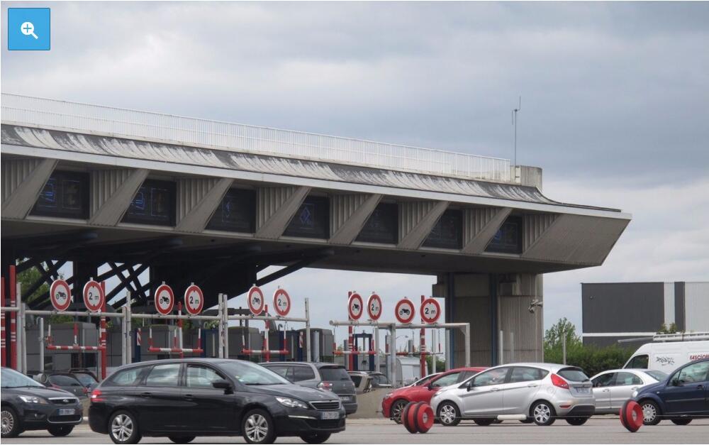 法國高速公路過路費將再次上漲 最高漲幅達4%