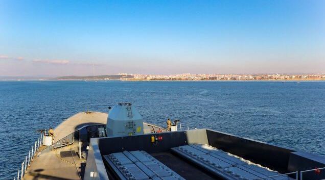 俄媒:英皇家海军邓肯号驱逐舰驶入黑海海域