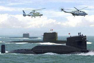 中国核潜艇因噪音大被发现?专家:不服比试下